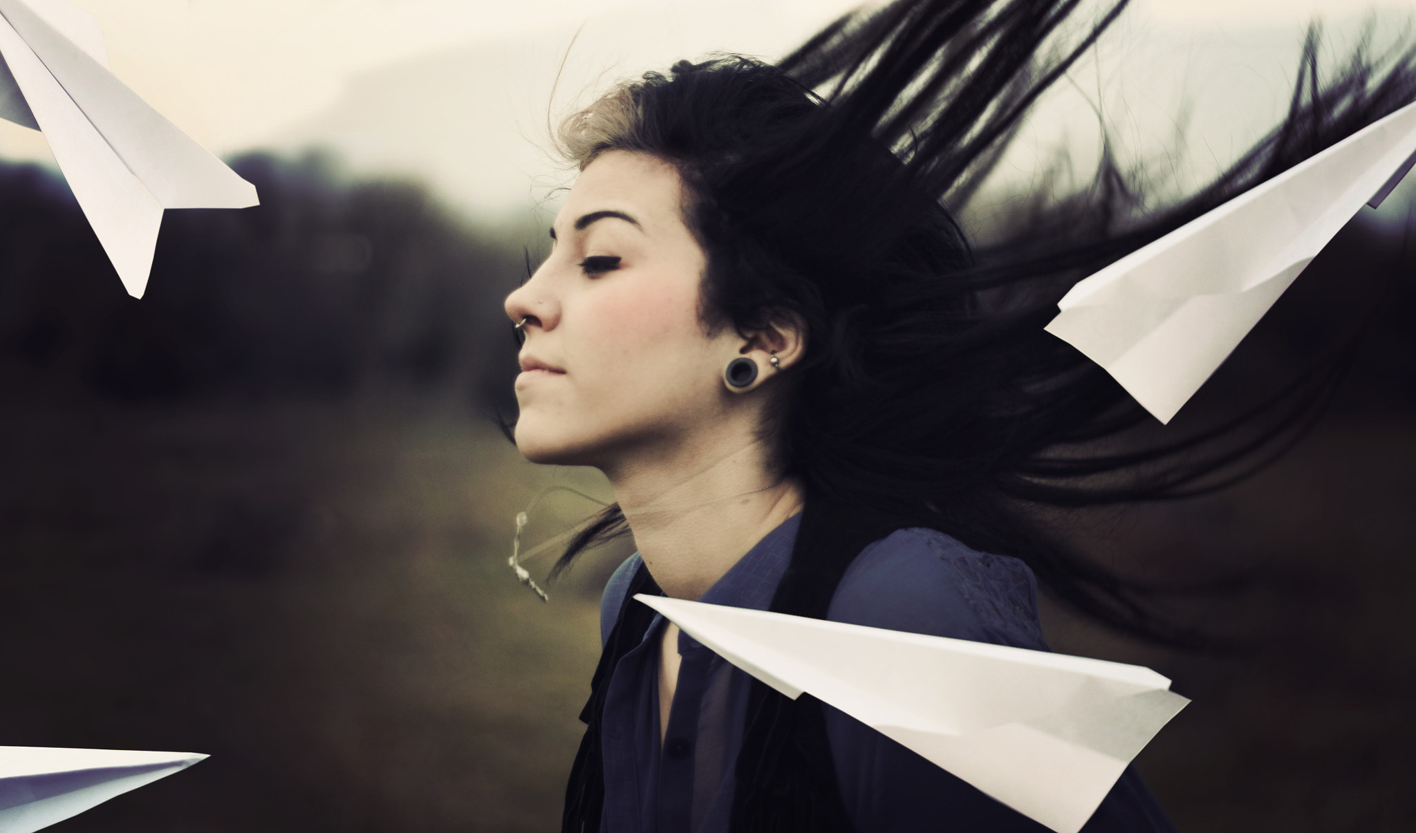 Photograph Paper Planes by Rebecca Pikul on 500px