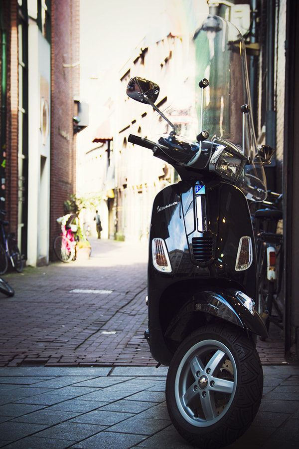 Photograph Italian job in Amsterdam by André Kirschner on 500px