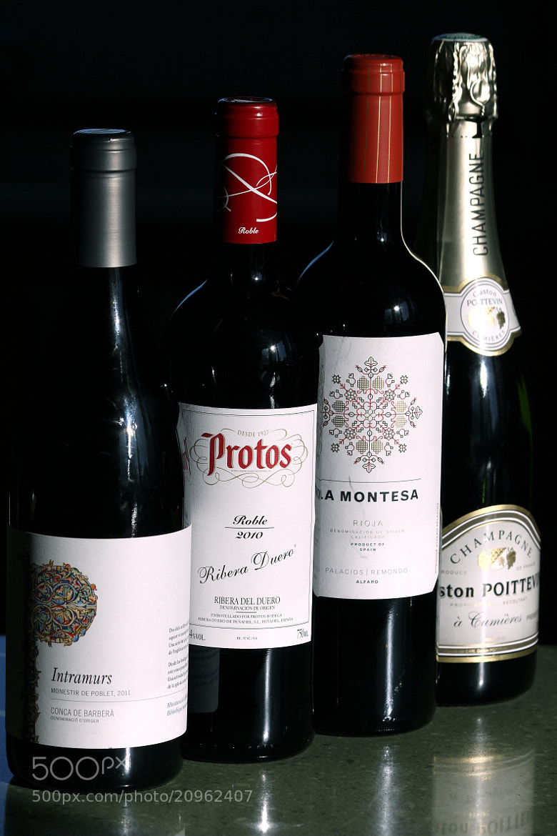 Photograph Wines by Enric Santiañez Tió on 500px
