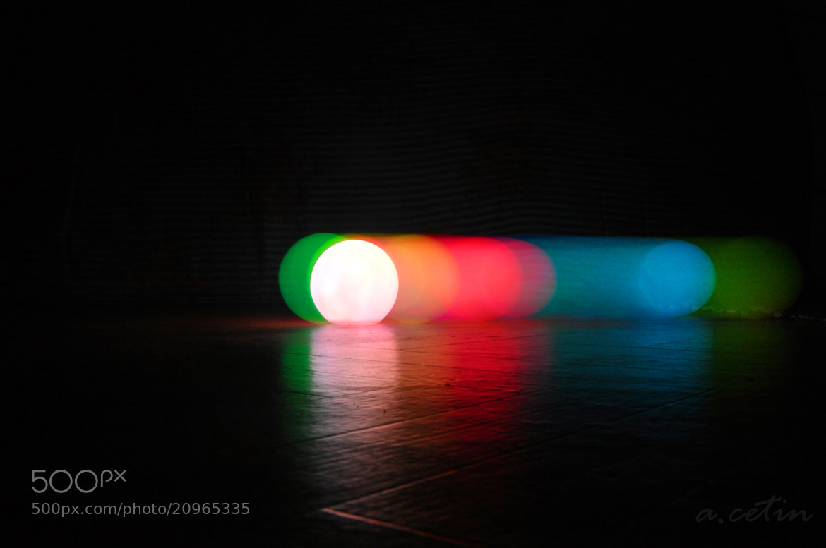 Photograph Light Of Ball by Atakan Çetin on 500px