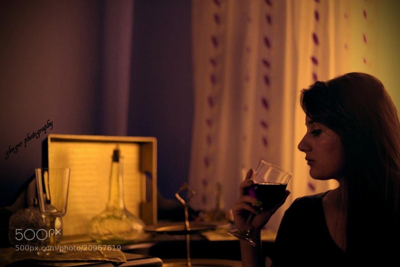 Photograph Wine & The Beauty by Gökan Güner on 500px