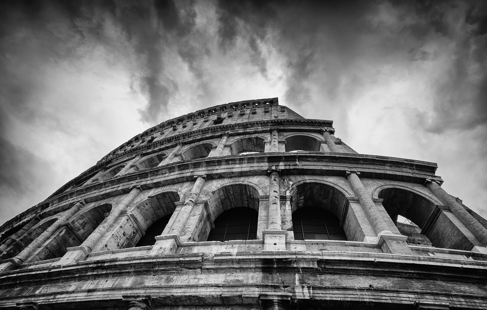 Photograph Colosseum by Gary   on 500px