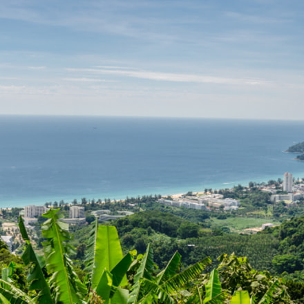 View of the Andaman Sea