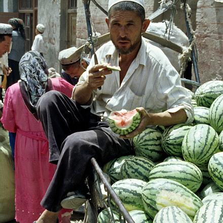 A Melon a day