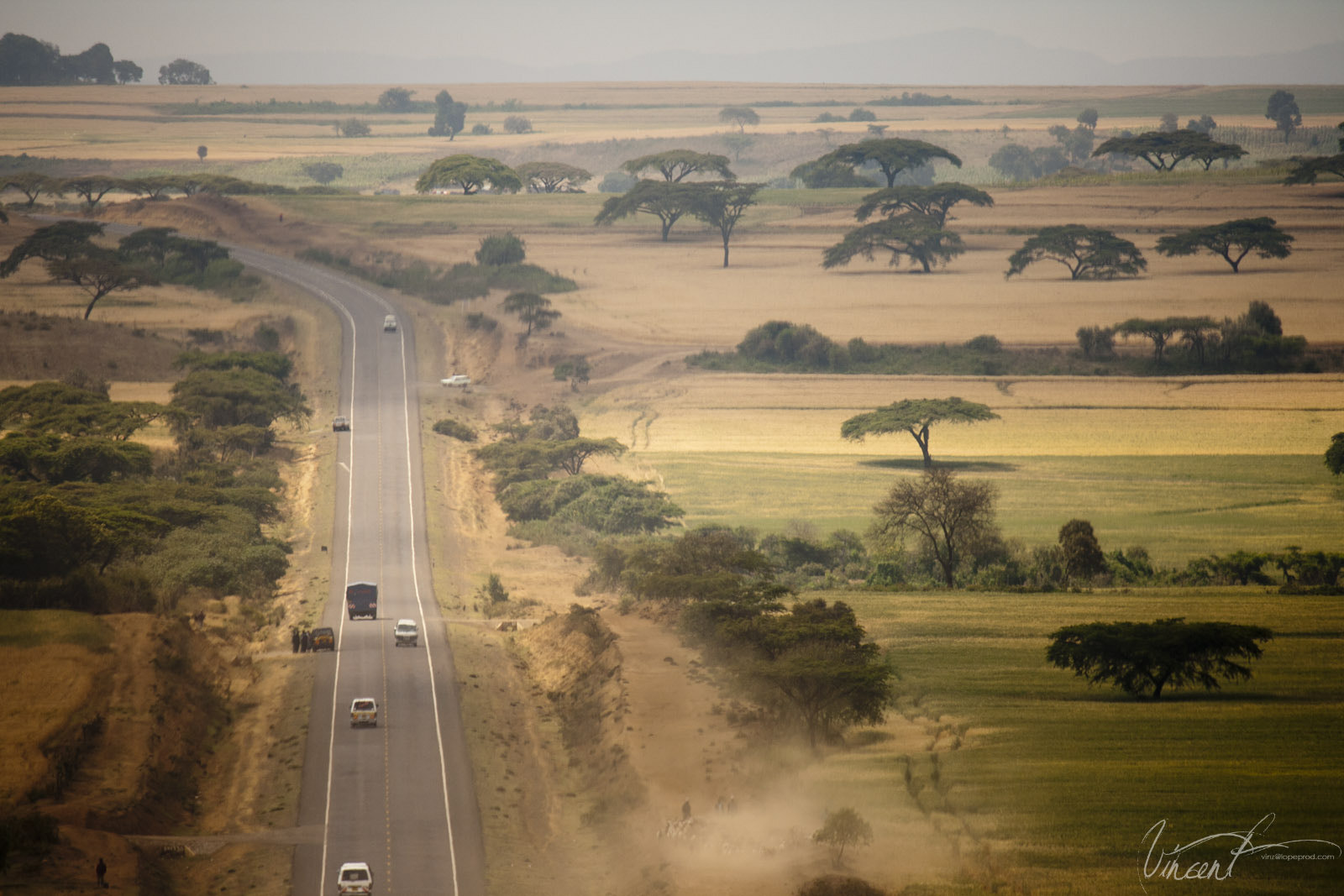 Photograph Road in Kenya by Vinz zounet on 500px