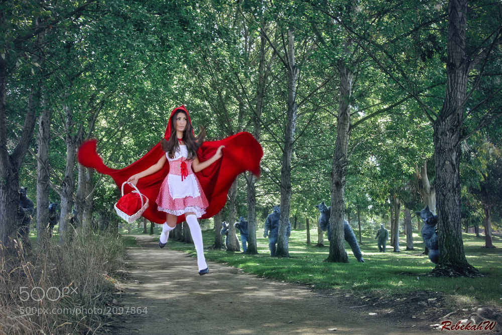 Photograph Little Red Riding Hood by Rebekah W on 500px