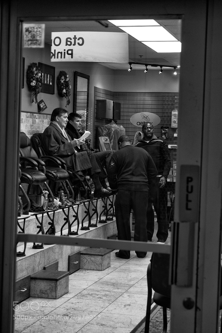 Photograph Shoe Shine #2 by Jonathan Robson on 500px