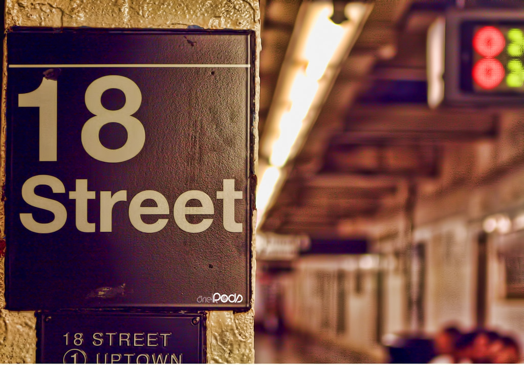Photograph 18 street NYC by Ariel Rodriguez on 500px