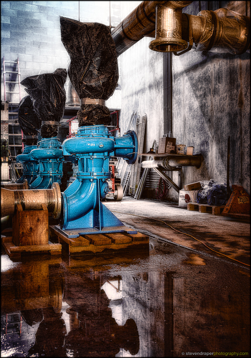 Photograph Pipes by Steven Draper Photography on 500px