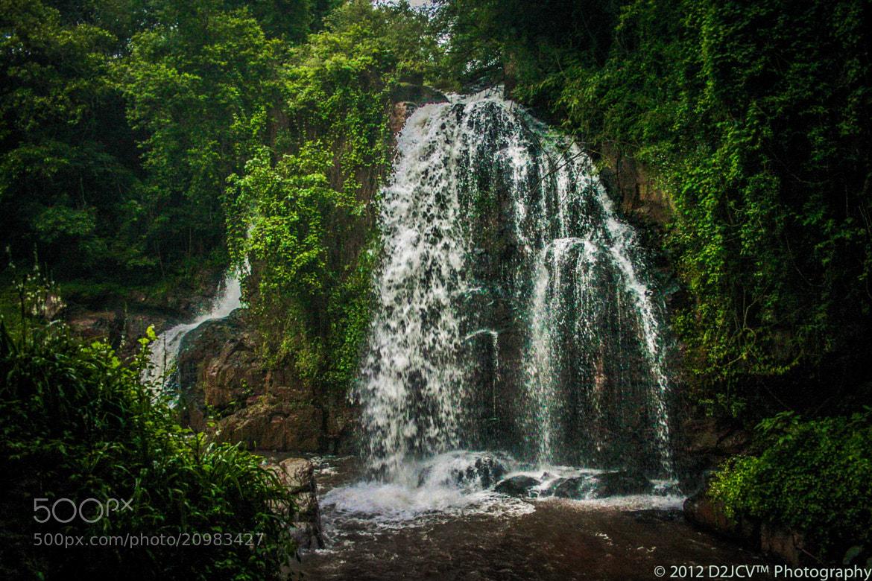 Photograph WaterFall1 by Daniel J. Cummuta on 500px