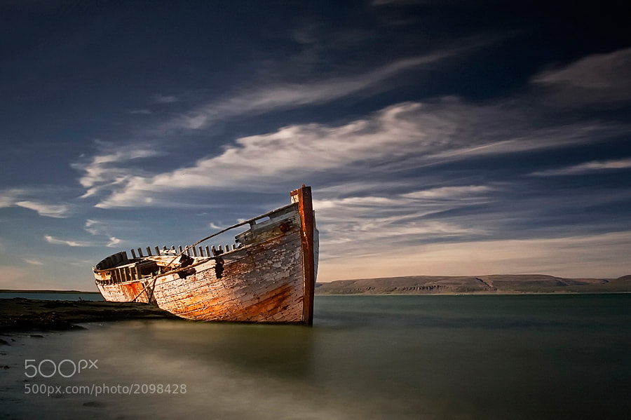 Photograph Shipwreck by Þorsteinn H Ingibergsson on 500px