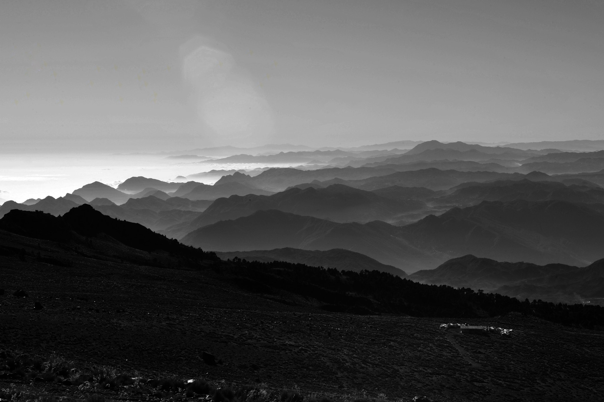 Photograph Sea of mountains by Cristobal Garciaferro Rubio on 500px
