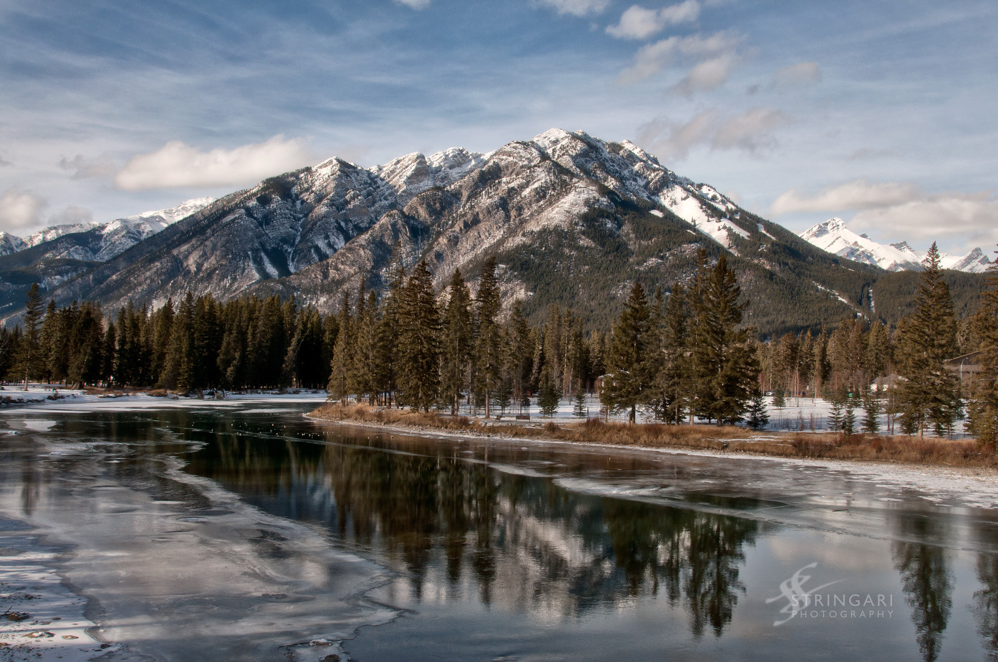 Photograph Bow River by Carla Stringari Pudler on 500px