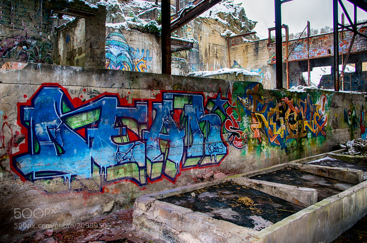 Photograph Graffiti by Chris Picture on 500px