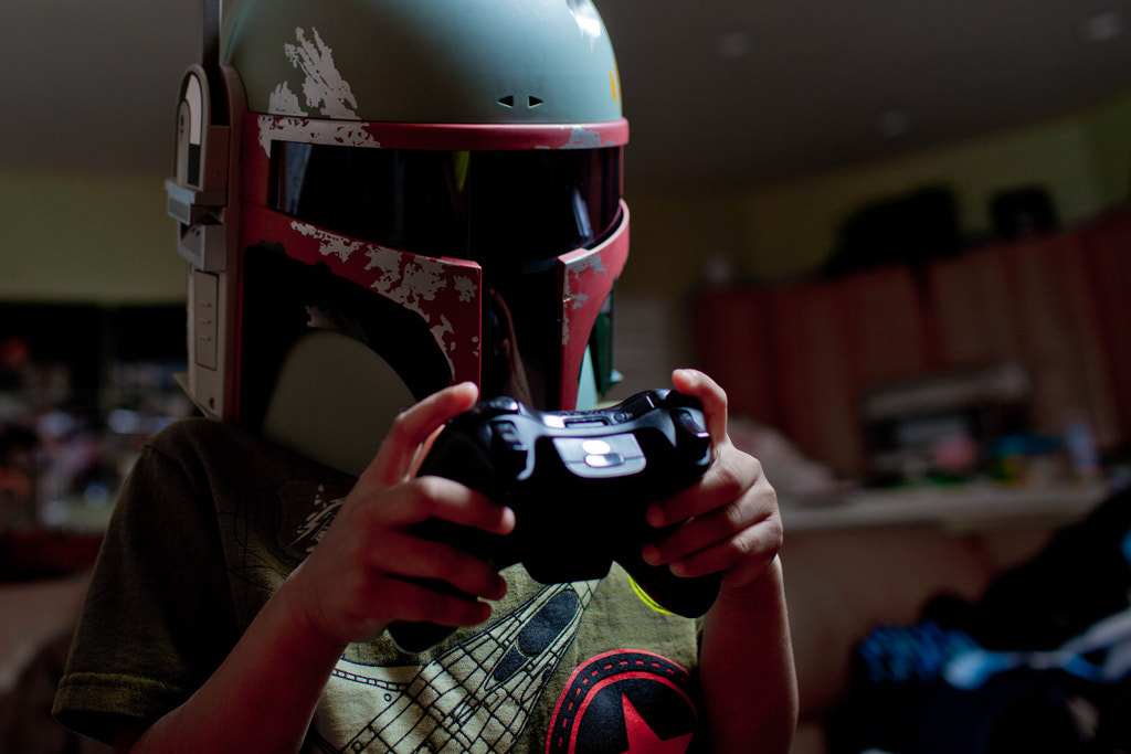 Photograph Gamer Fett by espressoDOM Photography on 500px