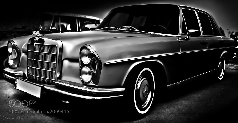 Photograph b&w car by Kazımcan Malkoç on 500px