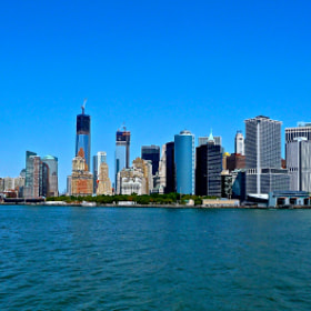 Lower Manhattan by Dale Hamblin (DaleHamblin)) on 500px.com