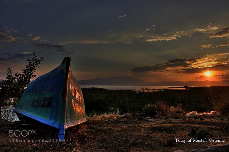 Photograph Beysehir Lake by Mustafa Öztemiz on 500px
