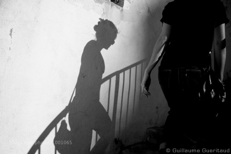 Photograph Rising silhouette by Guillaume GUERITAUD on 500px