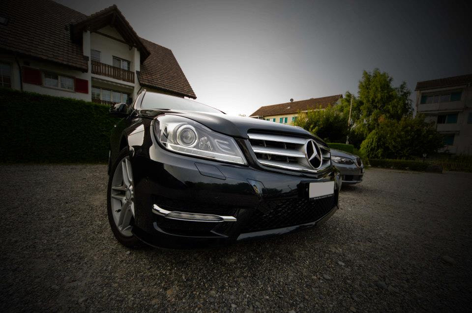 Photograph My Mercedes by Julian  on 500px