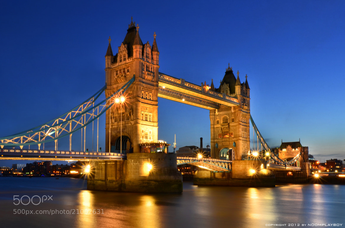Photograph  London Tower Bridge by noomplayboy  on 500px
