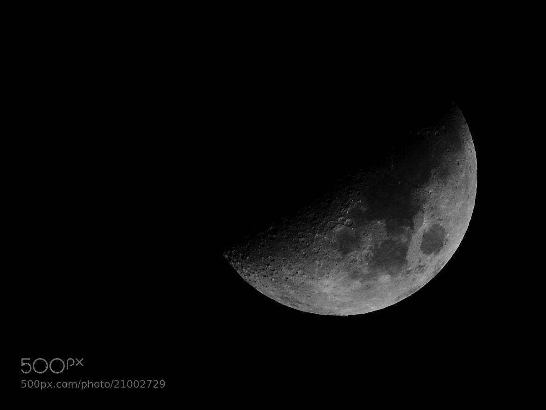 Photograph La Luna! by Vasilis Argyropoulos on 500px