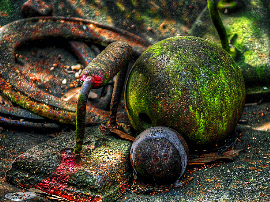 Photograph Cast Iron by Mark Luftig on 500px