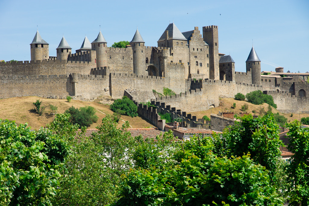 Photograph Carcassonne by Alexey Nakhimov on 500px