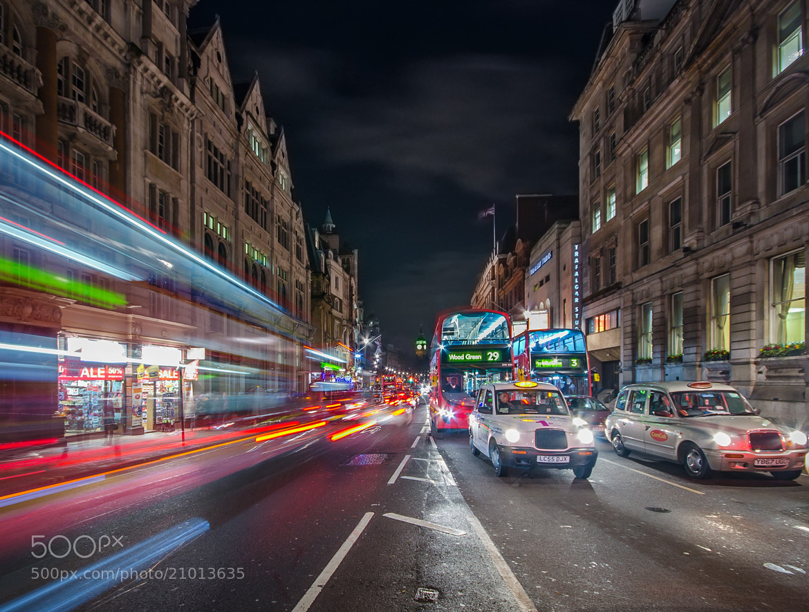 Photograph London Calling by Stevan Tontich on 500px