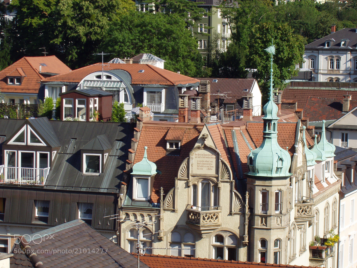 Photograph Baden-Baden architecture by Michael Card on 500px