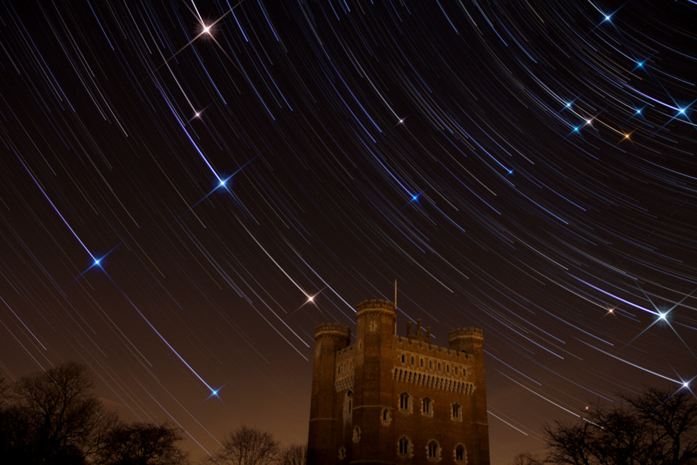 Photograph Castle Comets by Sean Morgan on 500px