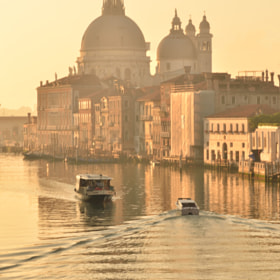 Golden Venice by Csilla Zelko (csillogo11)) on 500px.com
