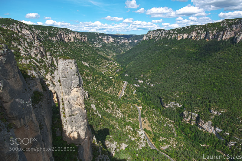 Photograph Gorges de La Jonte, France by Laurent Staes on 500px