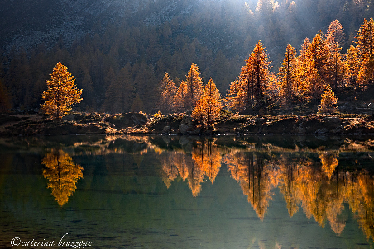 Photograph Lago d'Arpy by Caterina Bruzzone on 500px