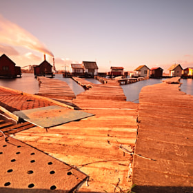 Fishing Cottages by Csilla Zelko (csillogo11)) on 500px.com