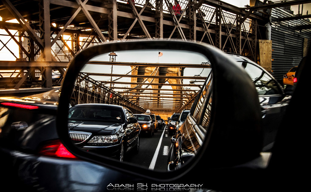 Photograph Sunset in traffic by Arash Sheikholeslami on 500px