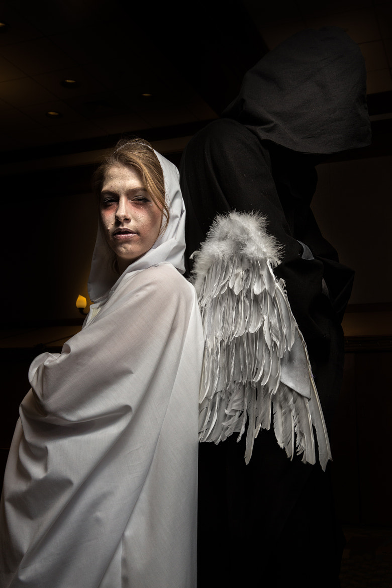 Photograph Christmas Angels by Daniel Carroll on 500px