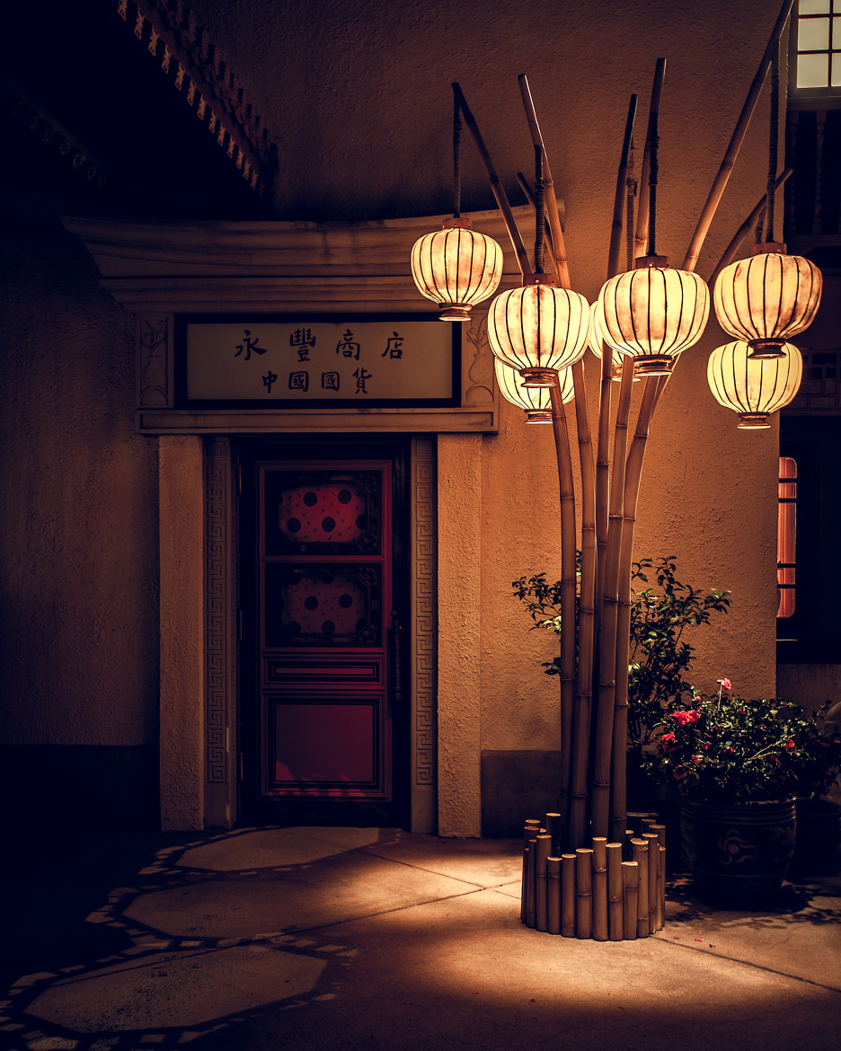 Photograph Door to Good Fortune by Timothy Tichy on 500px