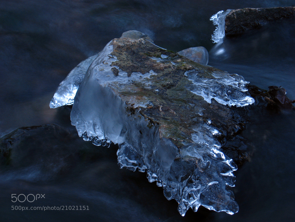 Photograph Water and Ice by Michael Lüdtke on 500px