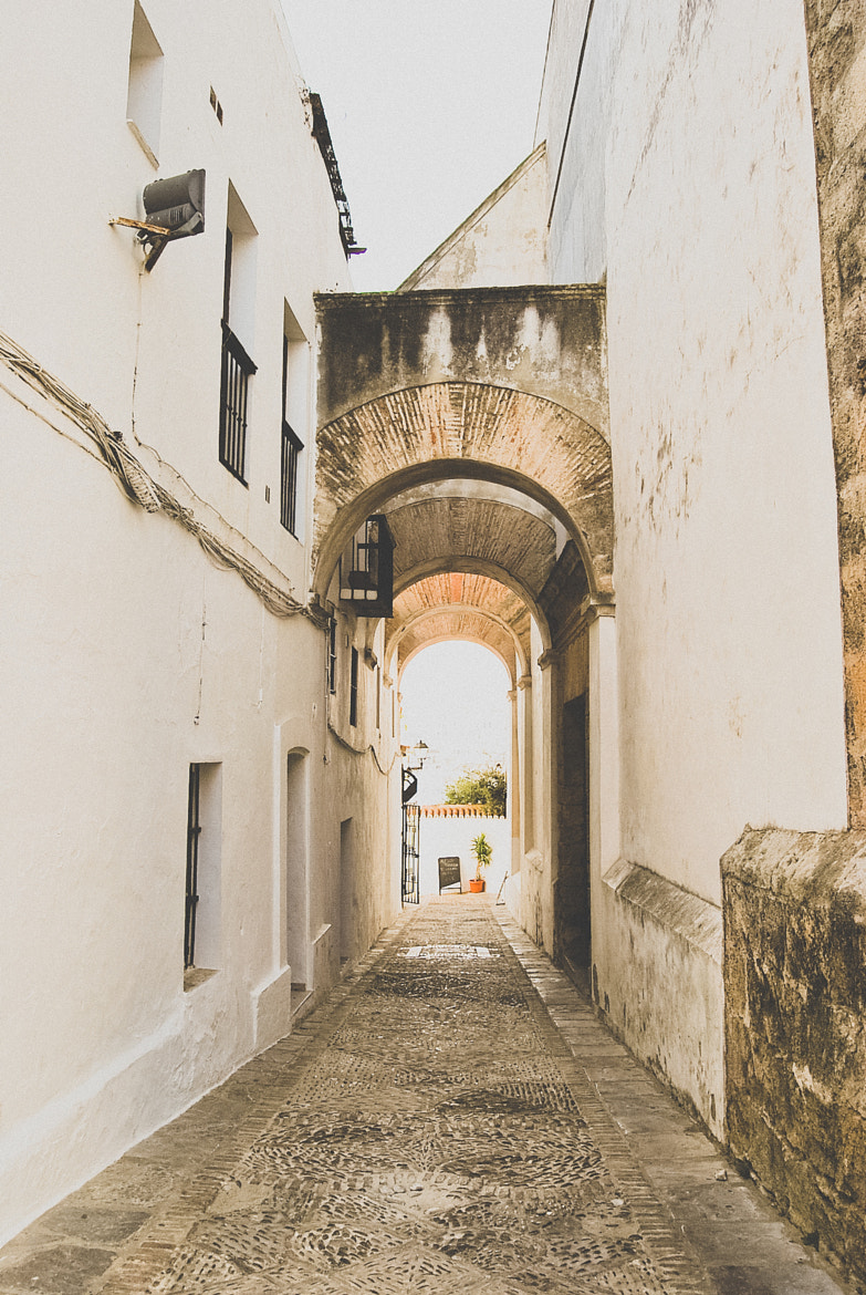 Photograph A Quiet Street in Vejer by Christine M on 500px