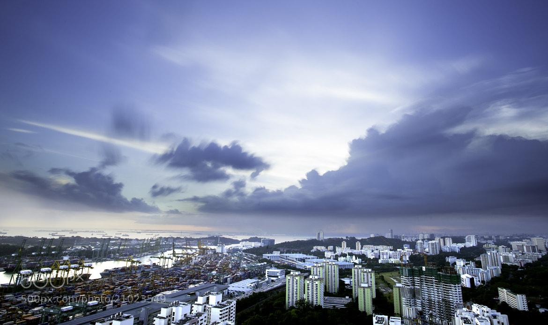 Photograph Duxton by Alexius Lim on 500px