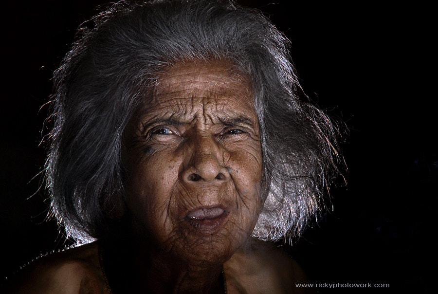 Photograph Grand mama..  by Ricky firmansyah on 500px