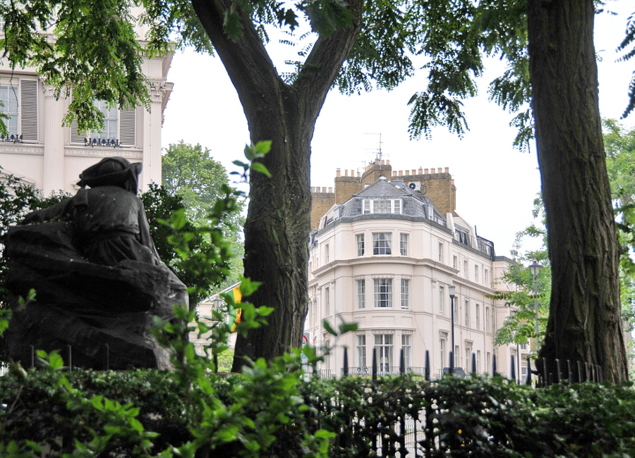 Belgrave Square Garden, London, UK by Sandra on 500px.com