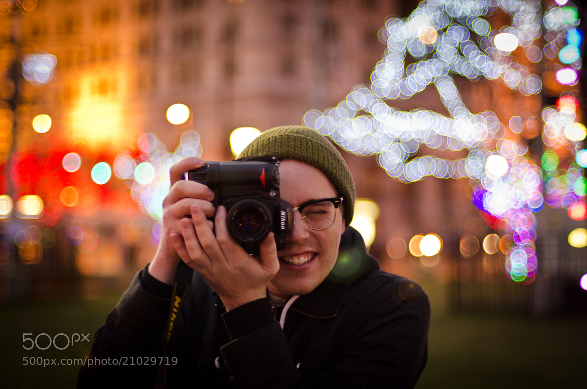 Photograph Bokeh buddy by Anthony Franchino on 500px