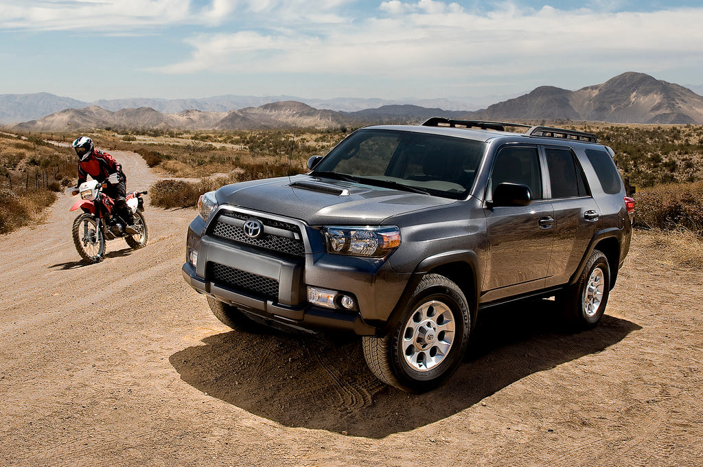 2012 Toyota 4runner Trail Edition By Mike Shin Photo