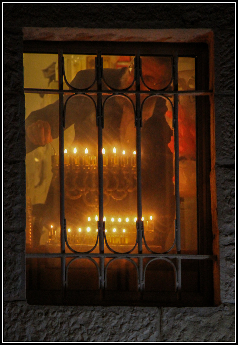Photograph Hanukkah in Jerusalem by Marina Belyakov on 500px