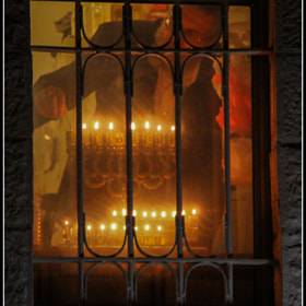 Hanukkah in Jerusalem by Marina Belyakov (marinabel)) on 500px.com