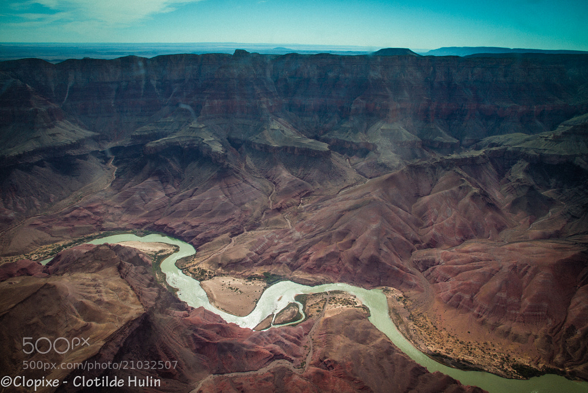 Photograph Grand canyon  by Clotilde Hulin on 500px