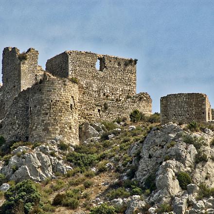 Aguilar castle -Château d'Aguilar