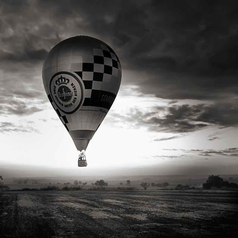 Photograph Air balloon by Máximo Panés on 500px